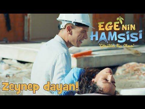 Zeynep hastanelik oluyor! - Ege'nin Hamsisi 3.Bölüm