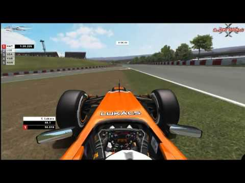 SzentligaXX Barcelona Grand Prix Live Stream