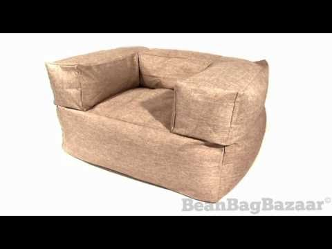 BeanBagBazaar   BaZi® Bean Bag Armchair