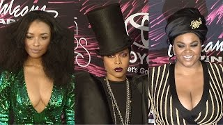 Soul Train Awards 2015 Erykah Badu, Jill Scott, Kat Graham, R. Kelly, Babyface,