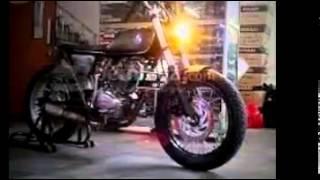 video foto modifikasi motor honda cb jap style