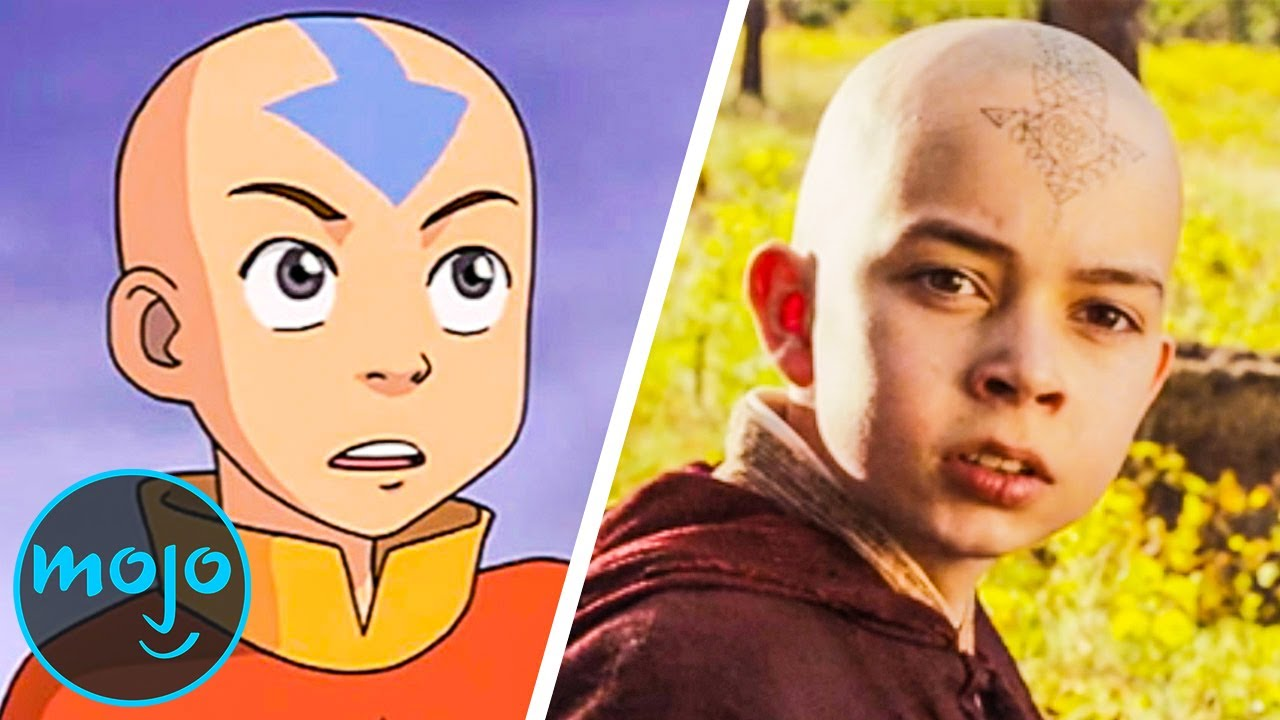 Download Top 10 Worst Changes in The Last Airbender Movie
