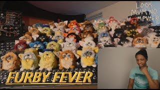 A MUSICAL INSTRUMENT MADE FROM FURBIES REACTION