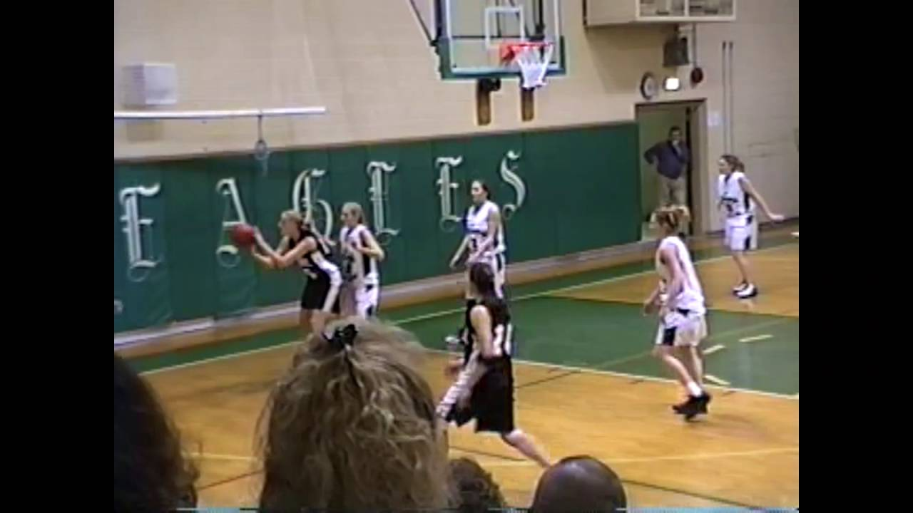 Chazy - Keene Girls  1-23-04