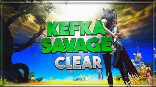 【FFXIV】Kefka Clear @ 5:42 ~ Scholar PoV (3498 DPS)