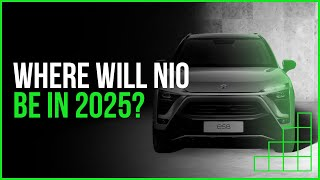 NIO STOCK 10X Potential by 2025