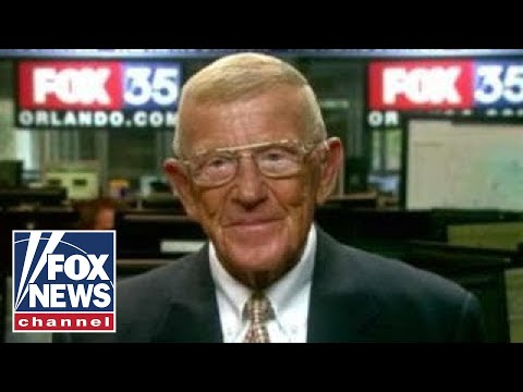 Coach Lou Holtz On The Intersection Of Sports And Politics