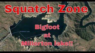 Millerton Lake Bigfoot update Sept 8, 2018