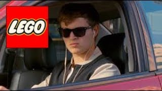 How to make a Lego Baby from Baby Driver