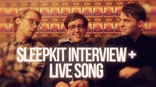 Sleep Kit - Interview & Jarred live - PiN TV