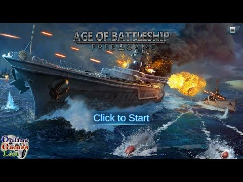 Age of Battleship-Free game - Android Gameplay HD