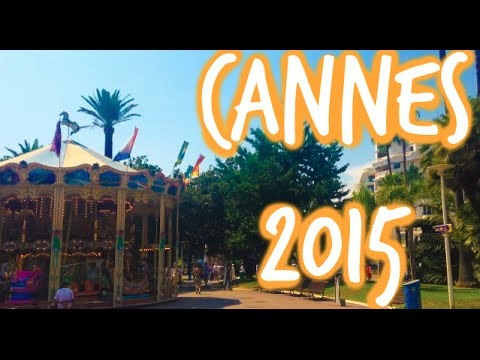 My trip to Cannes 2015