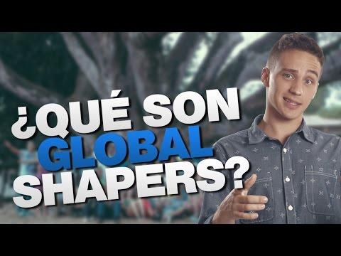 "¿Qué es ""Global Shapers""?"