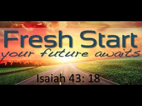 Fresh Start, Your Future Awaits