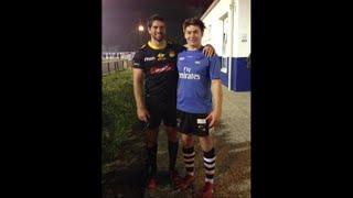 Notizie calde: Rugby. McKinley allenava Rizzi in under 16. Sabato l'ha sostituito in Pro 14