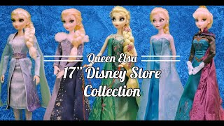 "Elsa Frozen I & II Song Medley [Disney Store 17"" Doll Collection]"