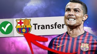 ACCEPTING EVERY TRANSFER OFFER CHALLENGE WITH BARCELONA! FIFA 19 Career Mode