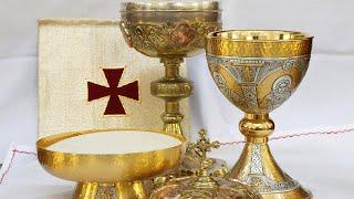 Thánh Lễ Chúa Thánh Thần Hiện Xuống 31/5/2020 dành cho những người không thể đến nhà thờ