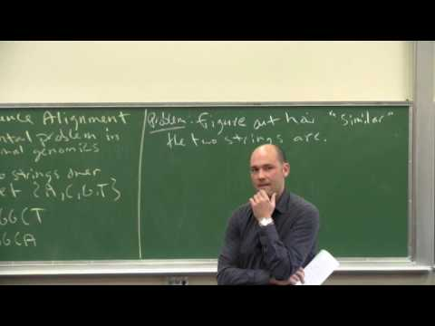 3 Example Sequence Alignment Part 1 Algorithms algorithm Design and Analysis of Algorithms