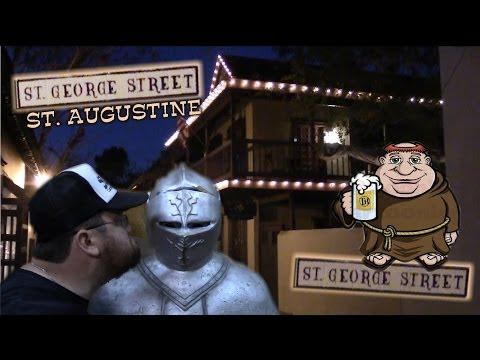 SAINT GEORGE STREET - SAINT AUGUSTINE - (Matt's Rad Show, Episode 26)