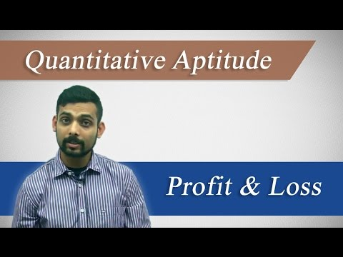 Best Quantitative Aptitude tricks for(IBPS PO/SBI/GRE/CAT/other competitive exams) : Profit & Loss