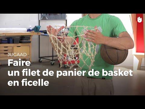 FicelleJugaad Youtube Filet En De Fabriquer Un Panier Basket nOwPk80
