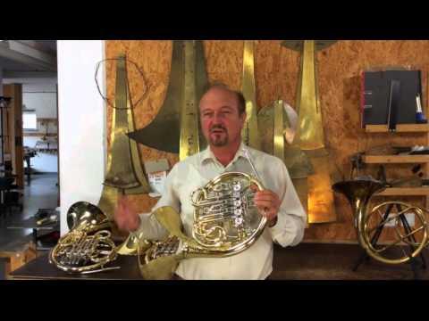 Waldhorn: Handhaltung und ihr Einfluss auf Intonation u. Effizienz des Instruments. Engelbert Schmid
