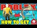 [EVENT] HOW TO GET AQUAMAN RTHRO BUNDLE AND ATLANNAS CROWN | ROBLOX 2018 - HOME IS CALLING ARENA