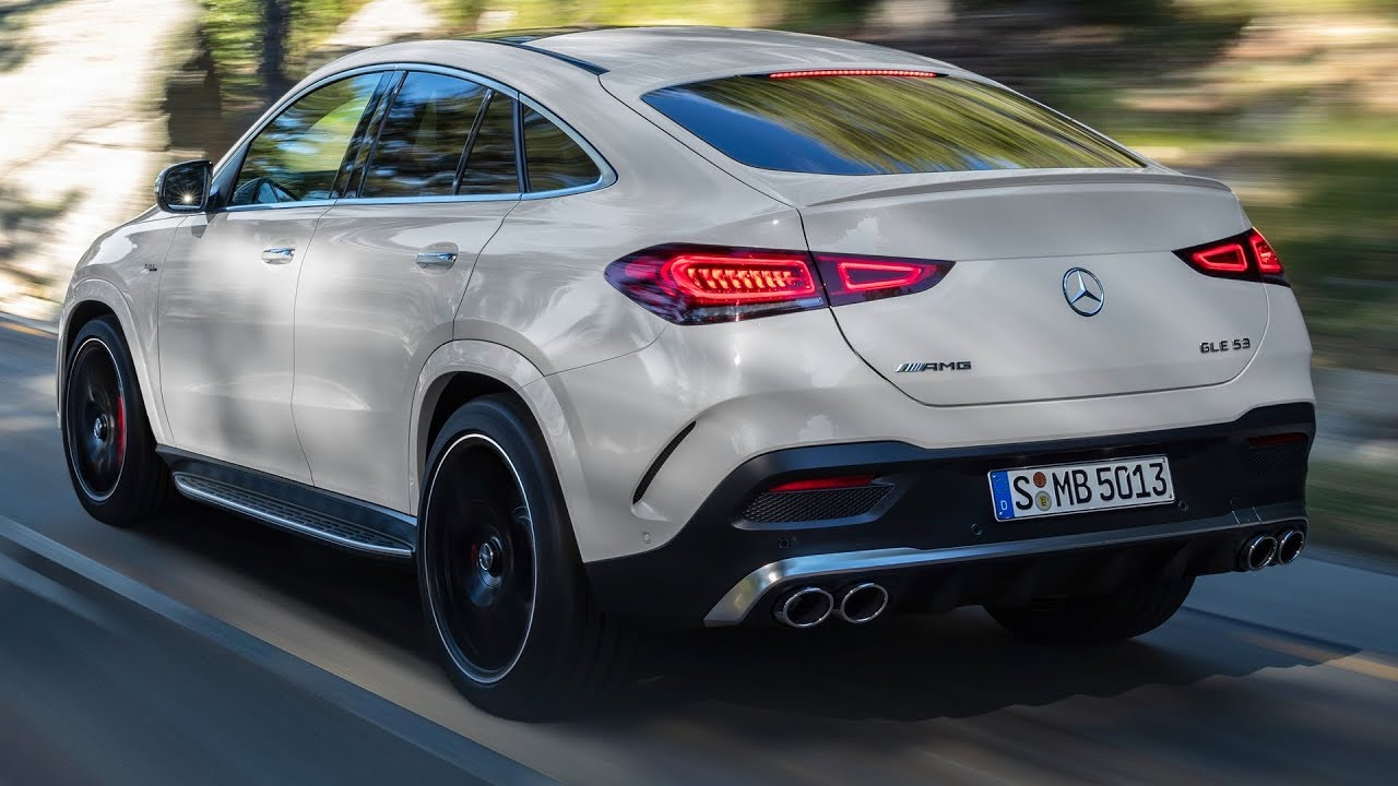 Mercedes Amg Gle53 Coupe 2020 The Best Coupe Suv Youtube