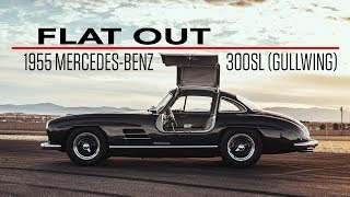 Flat Out | 1955 Mercedes-Benz 300SL