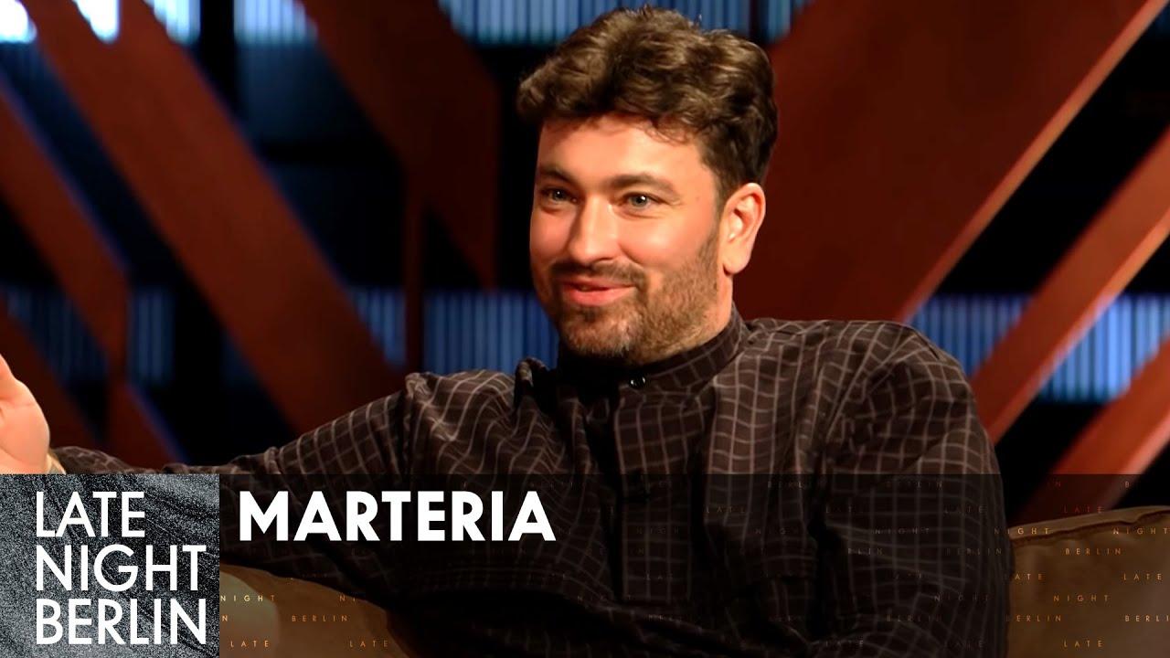 Marteria über seine kranke Katze und spontane Song-Ideen | Talk | Late Night Berlin | ProSieben