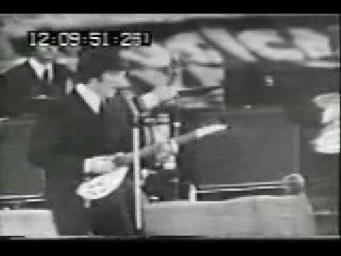 The Beatles Twist And Shout (Live) NME