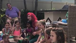 Little Mermaid Singing