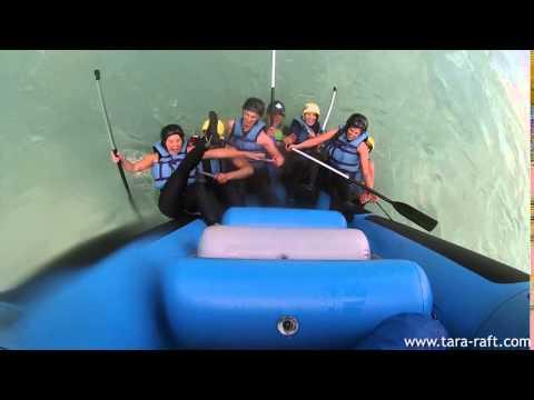 Tara Rafting Flip