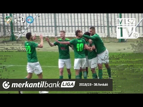 WKW ETO FC Győr – Credobus Mosonmagyaróvár | 2-0 (0-0) | Merkantil Bank Liga NB II. | 38. forduló