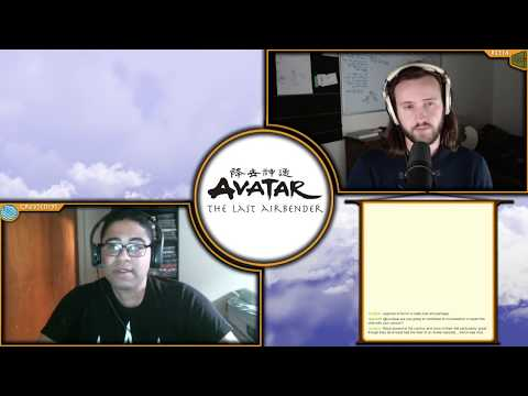 Livestream - An Avatar: The Last Airbender Discussion