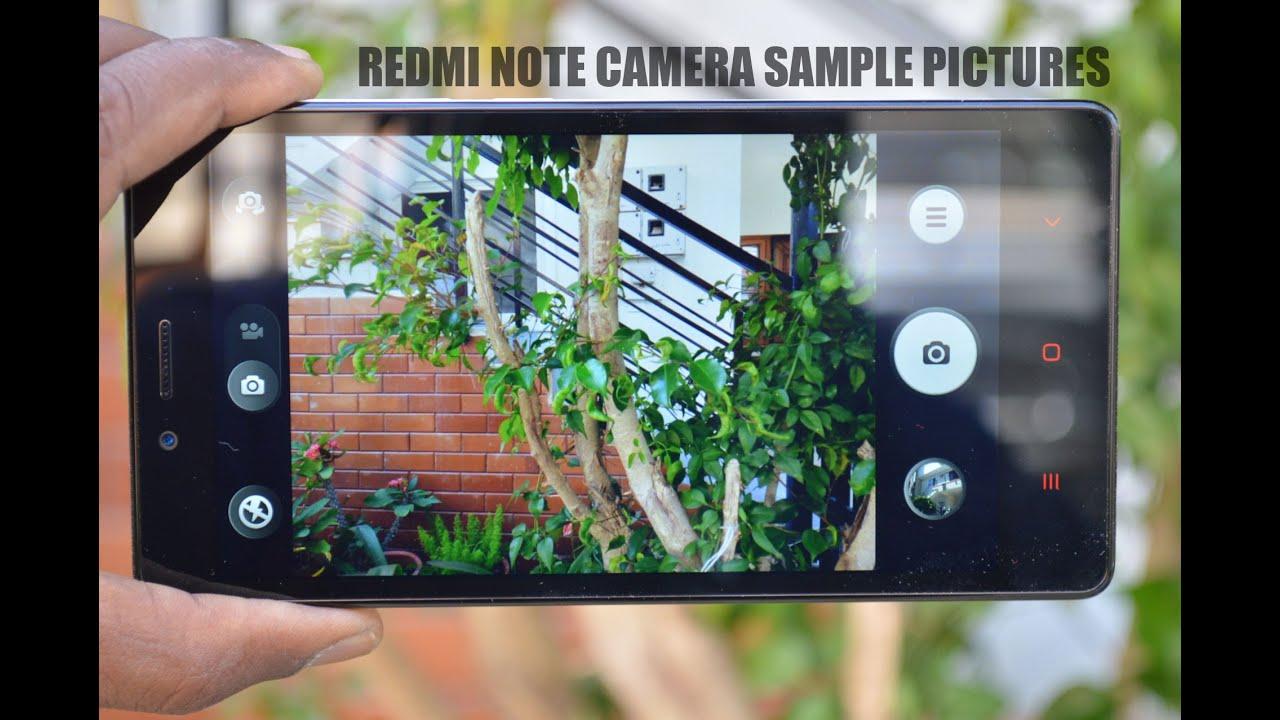 xiaomi redmi note camera pictures sample   youtube