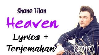 Download shane Filan - Heaven (2017) Lirik dan Terjemahan Indonesia (Amazing Voice)
