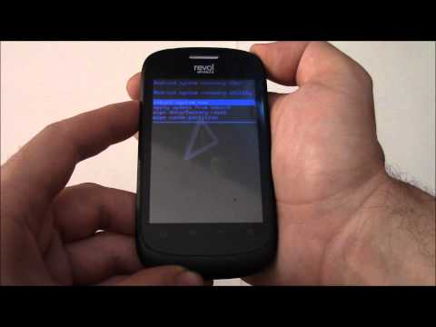 How To Hard Reset A ZTE Fury N850 Smartphone