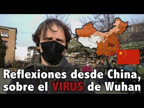 El origen del coronavirus de Wuhan