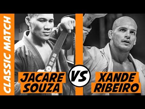 "DMBJJ Classics - Ronaldo ""Jacare"" Souza VS Xande Ribeiro"