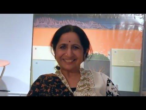 Aruna Sairam Visits Navatman