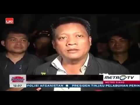 Kampung NERAKA Pusat Narkoba Dan Judi Di Medan DiGerebek ...