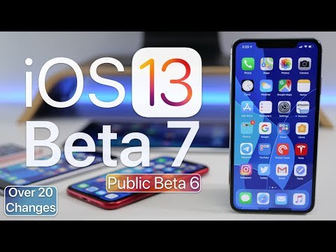 iOS 13 Beta 7 is Out! - What's New?
