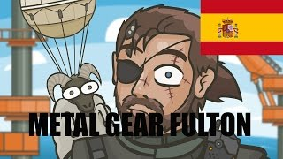 METAL GEAR SOLID V THE FULTON PAIN. ESPAÑOL