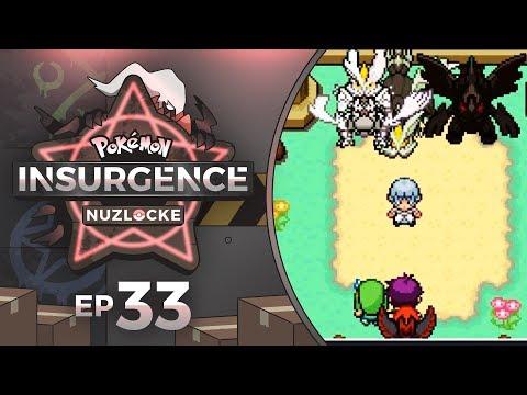 HARDEST BATTLE EVER! SO UNDERLEVELED! Pokemon Insurgence Nuzlocke Let's Play |  Episode 33