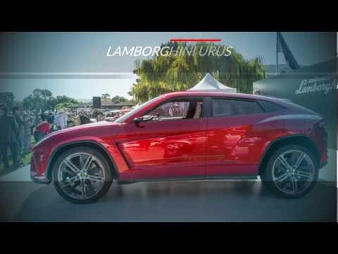 Lamborghini Urus 2017 Price [WATCH NOW]