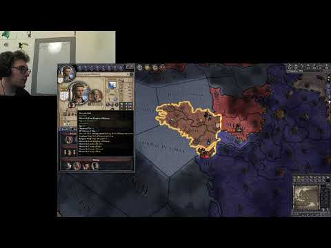 Exploring Through Play - Crusader Kings II