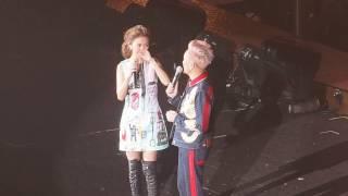 鄭中基Play It Again世界巡迴演唱會香港站 19.嘉賓:薛凱琪(Fiona)合唱-製造浪漫
