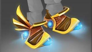 Tinker Mecha Boots of Travel Mk III Mods